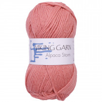 Viking garn - Alpaca Storm 554 - Aprikos