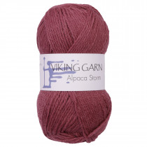 Viking garn - Alpaca Storm 564 - Lyng