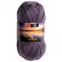 Viking garn - Sportsragg 568 - Grålilla