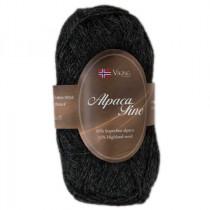 Viking garn - Alpaca Fine 603 - Koksgrå