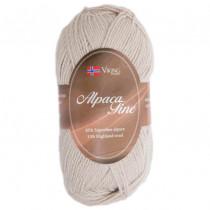 Viking garn - Alpaca Fine 606 - Sand
