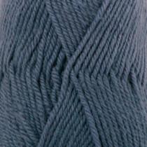 Drops Karisma uni colour - 65 Jeansblå