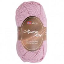 Viking garn - Alpaca Fine 664 - Pastellrosa