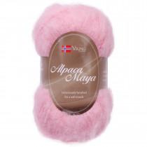Viking garn - Alpaca Maya 765 - Lys rosa