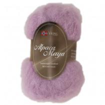 Viking garn - Alpaca Maya 766 - Lys rosa
