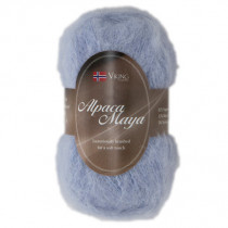 Viking garn - Alpaca Maya 767 - Lavendel