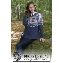 Lofoten genser fra Drops 181-9