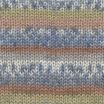 Drops Fabel Print - 910 Havbrus