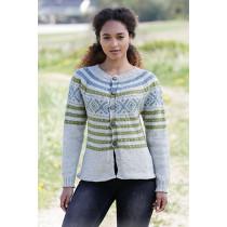 Nova Scotia strikket jakke - Drops 180-21