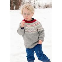 Narvik setesdalgenser til barn - Drops Children 32-12