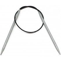 Drops Basic rundpinne i aluminium 40 cm
