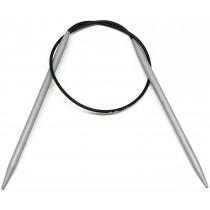 Drops Basic rundpinne i aluminium