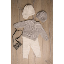 """""""Lykkelig"""" bukse og lue fra Viking 1802-16"""