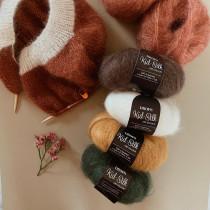 Sorbet cardigan Mille Fryd Knitwear (lang utgave) lille.skatt / Kristin Wallem Dahl sitt bilde