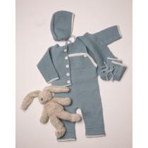 Lille skatt jakke, bukse, lue og sokker fra Viking 18012-17