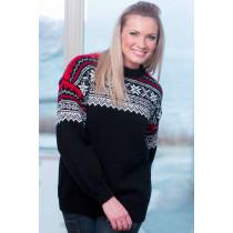 Sort Setesdalsgenser - Viking 1403-7a