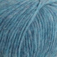 Drops Air mix - 11 Påfuglblå