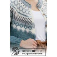 Crisp air jakke - Drops 207-13
