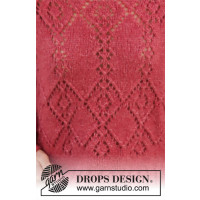 Berry Diamond genser - Drops 202-18