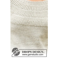 Winter bride genser - Drops 207-3