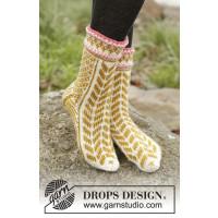 Hokey Pokey sett med sokker og votter - Drops 173-42
