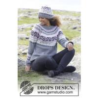 Telemark genser fra Drops 179-9