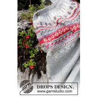 Winter Berries jakke by Drops 181-15