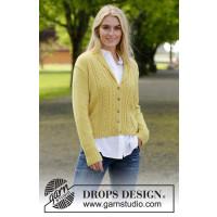 Marigold Sunshine jakke - Drops 207-4