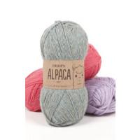 Drops Alpaca mix - 7238 Mørk oliven