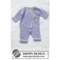 Baby talk heldress med lue til baby - Drops baby 33-30
