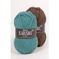 Drops Karisma mix - 72 Lys perlegrå