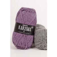 Drops Karisma mix - 16 Mørk grå