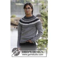 Dalvik sett med genser og lue by Drops 185-1