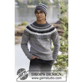 gratis mønster på riddari genser