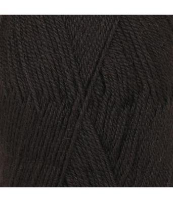 Drops Flora Uni Colour - 06 Sort