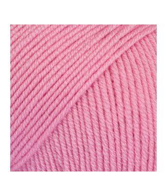 Drops Baby merino uni colour - 07 Rosa