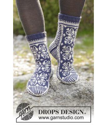 Lofoten sokker - Drops 181-12