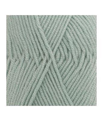 Drops Merino extra fine uni colour - 15 Lys grågrønn