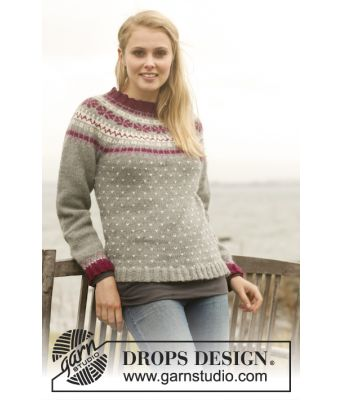 September genser - Drops 150-15