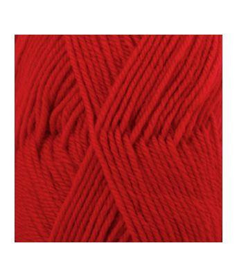 Drops Karisma uni colour - 18 Rød