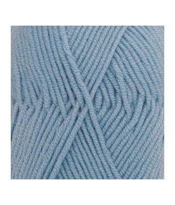 Drops Merino extra fine uni colour - 19 Lys gråblå