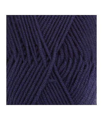 Drops Merino extra fine uni colour - 20 Mørk blå