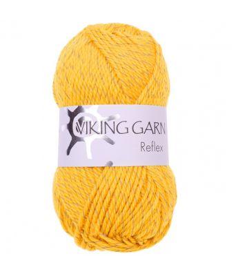 Viking garn - Reflex 445 Gul