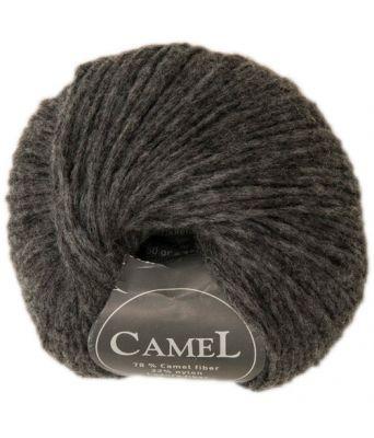 Viking garn - Camel 215 - Mørk grå
