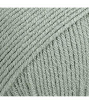 Drops Cotton merino uni colour - 29 Sjøgrønn