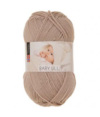 Viking garn - Baby Ull 307 - Beige