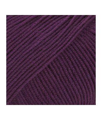 Drops Baby merino uni colour - 35 Mørk lilla