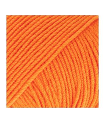 Drops Baby merino uni colour - 36 Orange