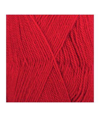 Drops Alpaca uni colour - 3620 Rød