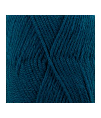 Drops Karisma uni colour - 37 Mørk blågrønn